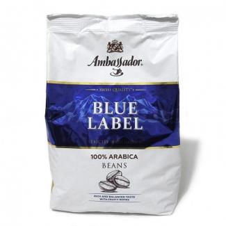Кофе в зернах Ambassador Blue Label 1000g