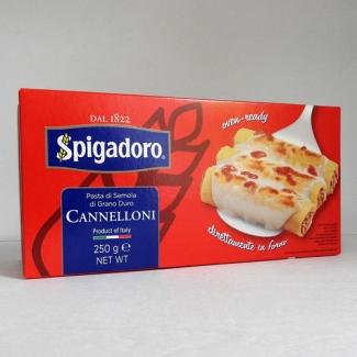 Макароны Cannelloni 708 250гр Spigadoro