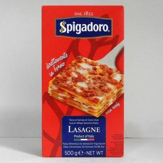 Макароны Lasagne 705 500гр Spigadoro