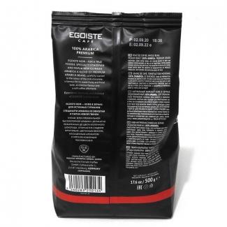 Кофе в зернах Egoiste Noir 500g