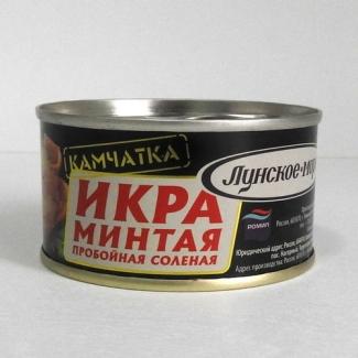 "Икра минтая ""Лунское море"" 120гр"