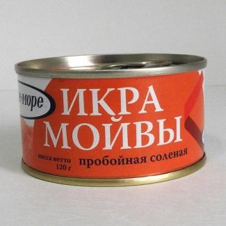 "Икра мойвы ""Лунское море"" 120гр"