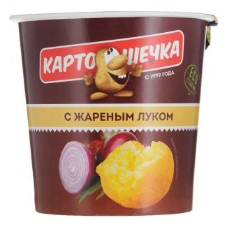 """Пюре картофельное с жареным луком """"КАРТОШЕЧКА"""""""