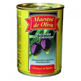 """Маслины без косточки """"Maestro de Olivia"""""""
