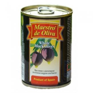 """Маслины с косточкой """"Maestro de Olivia"""""""