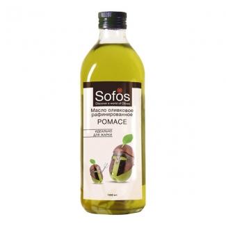 """Масло оливковое 1л """"Sofos"""""""