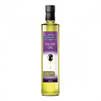 "Масло оливковое 0,5л ""EMBORG"""