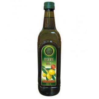 """Масло оливковое рафинированное OLIVE OIL 1л """"Золотой Глобус"""""""