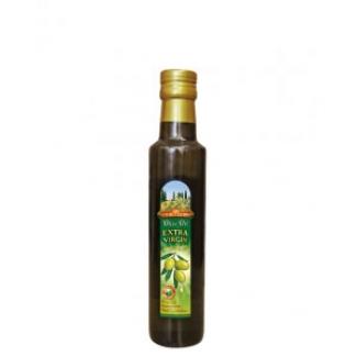 """Масло оливковое первого отжима (extra) 0,25л """"Золотеево"""""""