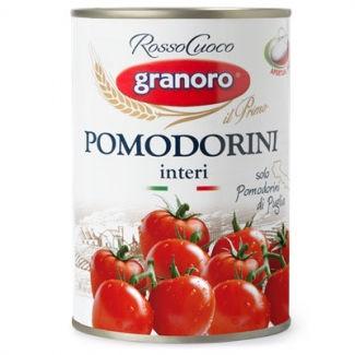 """Помидоры черри в томатном соку """"GRANORO"""""""