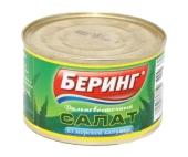 """Салат из морской капусты """"Дальневосточный"""" 220г"""
