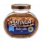 Кофе растворимый Ambassador Platinum без кофеина