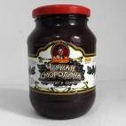 Черная смородина протертая с сахаром 600г