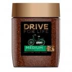 Кофе растворимый Drive For Life Medium