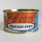 """Икра сазана """"Лунское море"""" 120гр"""