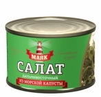 Салат дальневосточный из морской капусты