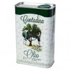 Масло оливковое первого отжима CONTADINA (extra virgin) 1л Италия