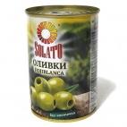 "Оливки hojiblanca без косточки ""SOLATO"""