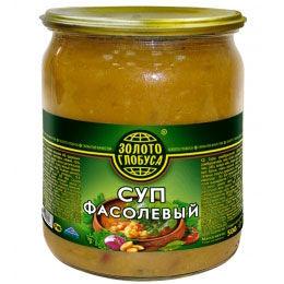 """Суп Фасолевый """"Золотой Глобус"""""""